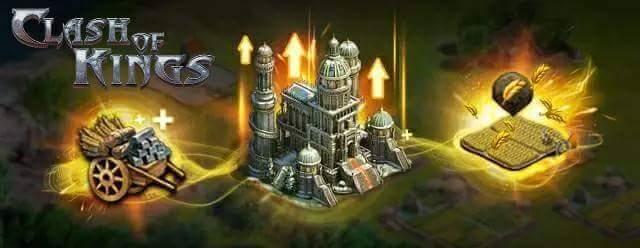 Clash of Kings Oyun İçi Yaz Ortası Etkinliği