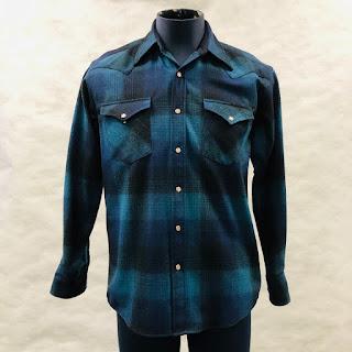 *SALE* Pendleton Cowboy Cut Shirt
