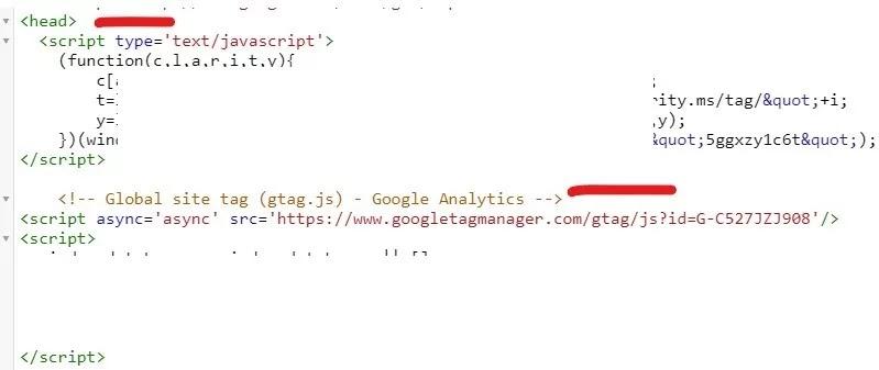 Install Google Analytics In Blogger Template