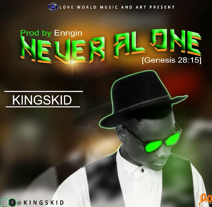Kingskid-Never Alone