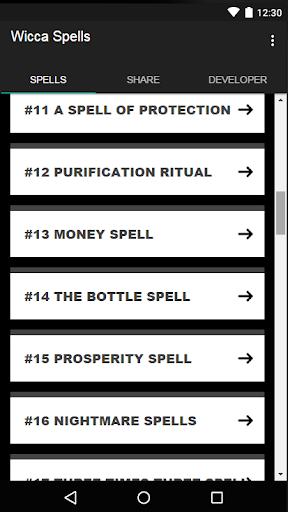 玩免費書籍APP|下載Wicca Spells app不用錢|硬是要APP