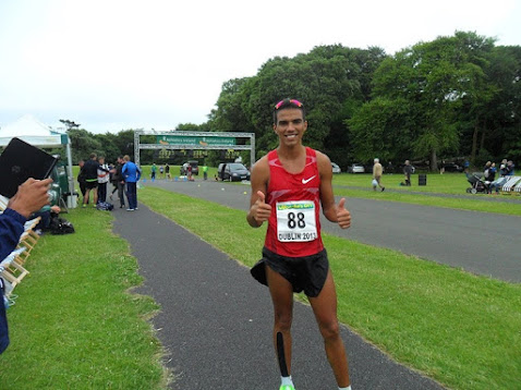 Tiago Fonseca vai à Espanha disputar mundial de marcha atlética