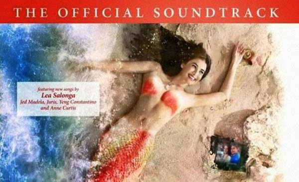 Dyesebel (2014 TV series) Official Tracklist