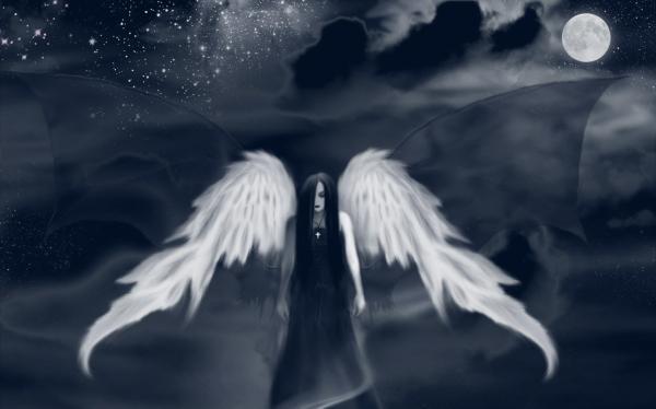 Wraith Of Magical Fiend, Fallen Angels