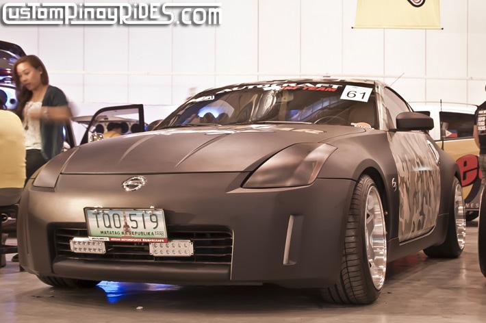Tin Tin David Nissan 350Z Autocraft Drift Custom Pinoy Rides