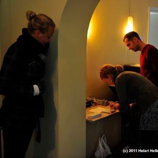 Rebasenädal 2011 pitsatijaht ja ekskursioon
