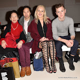 OIC - ENTSIMAGES.COM - Joey Guno at the LFW a/w 2016: Niro Wang - catwalk show in London February 22nd 2016 Photo Mobis Photos/OIC 0203 174 1069