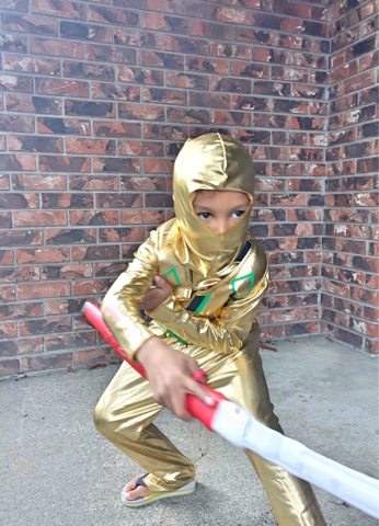 Need a second opinion with your costume purchase? Connect with Costume SuperCentre on Twitter today and they can assist you!  sc 1 st  Swank Mama & SwankMama: The Golden Ninja - Costume SuperCentre Review