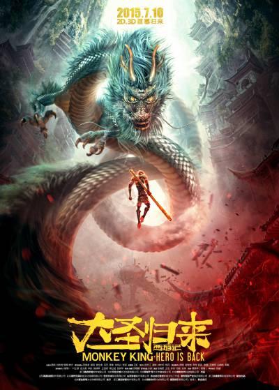Tây Du Ký: Đại Thánh Trở Về - Monkey King: Hero Is... (2015)