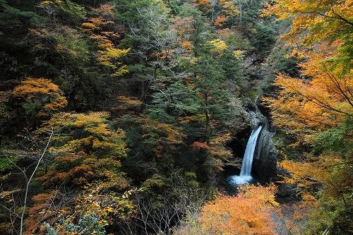 徳島名滝探訪 大釜の滝のイメージ画像