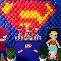 Super Heróis Babies