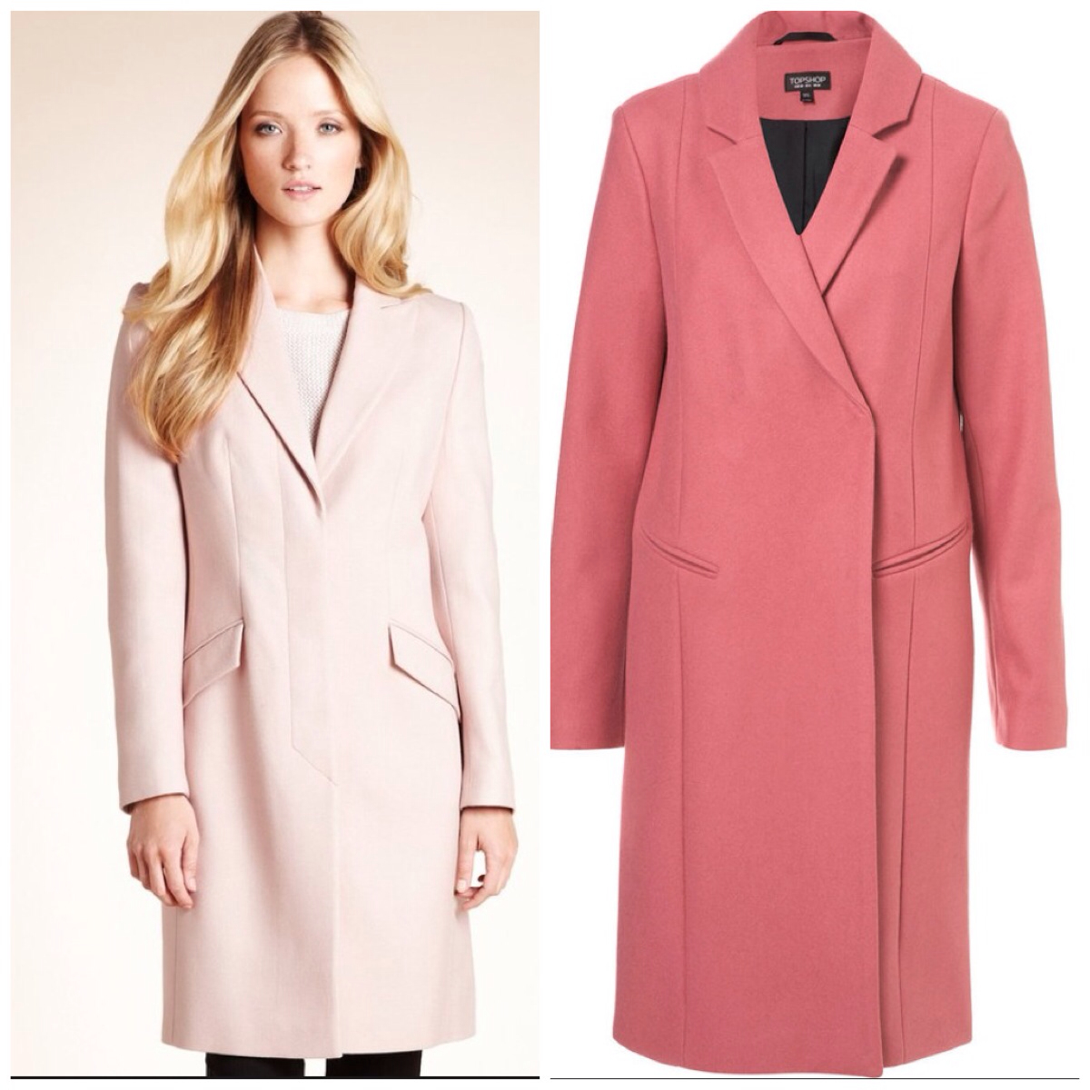 Abigail`s Party: The Pink Coat
