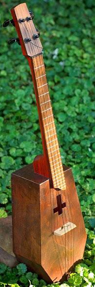 Tate Chmielewski stera coffin ukulele