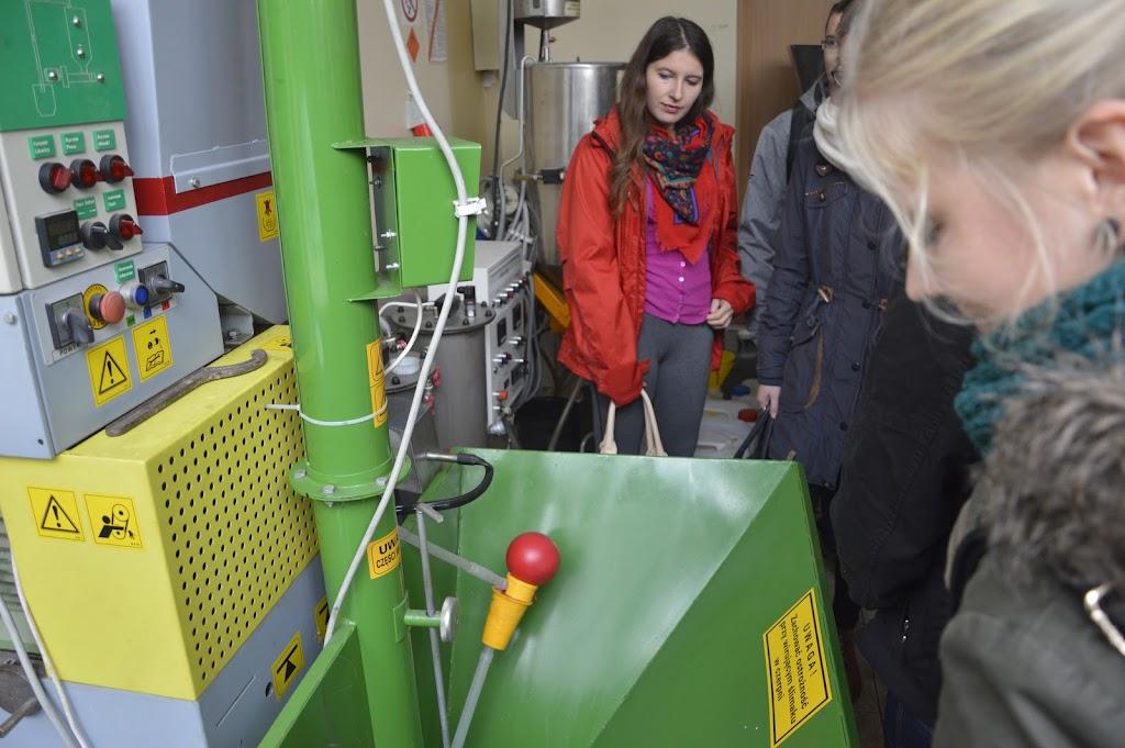 Wizyta na Uniwersytecie Rolniczym - biopaliwa - _DSC0280.JPG