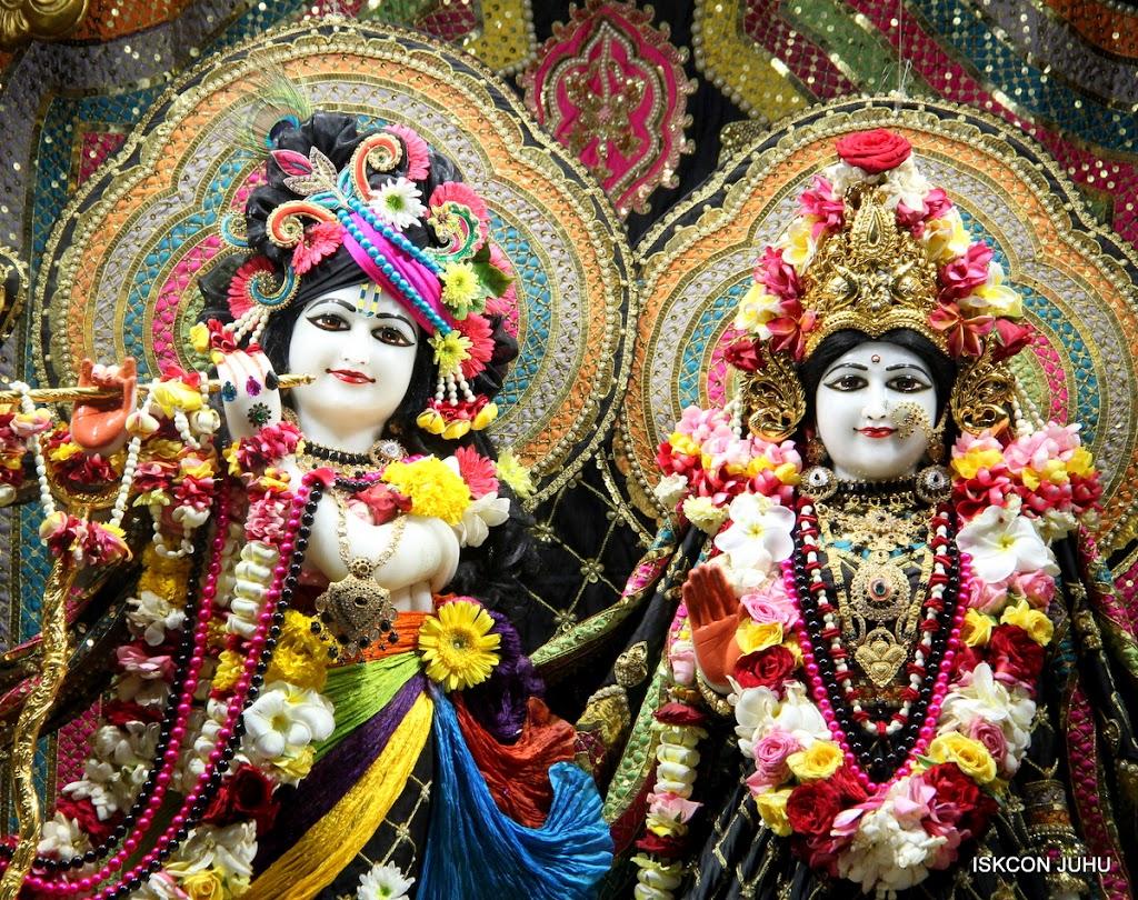 ISKCON Juhu Sringar Deity Darshan 09 Apr 16 (8)