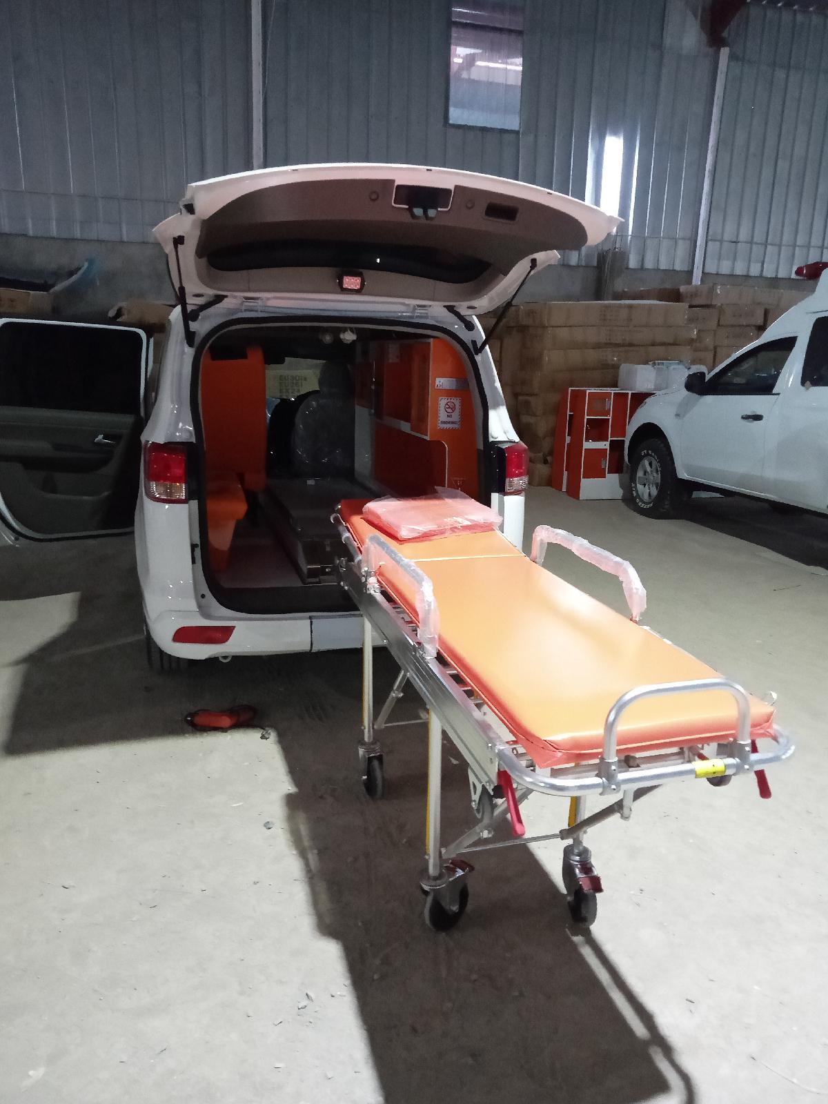Showroom Karoseri Ambulance Wuling Bekasi