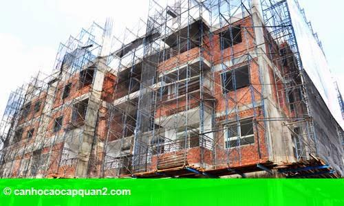 Hình 1: Nhà giá rẻ Sài Gòn vẫn hấp dẫn trong 5 năm tới