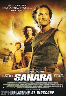 Cuộc Chiến Trên Sa Mạc - Sahara (2005) Poster