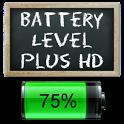 Battery HD Level Widget PRO icon