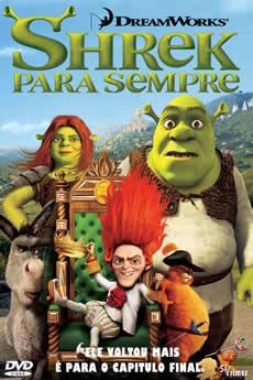 Capa Shrek Para Sempre Torrent