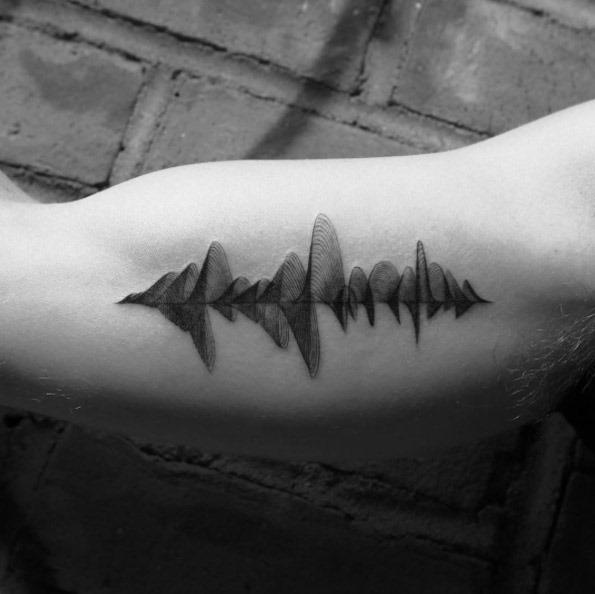 Esta onda de som