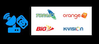 Update Harga Voucher TV Kabel Prabayar Terbaru Padi Reload Pulsa Elektrik Online Termurah