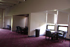Large (Gallery) meeting room has alcoves for displays, breakout sessions