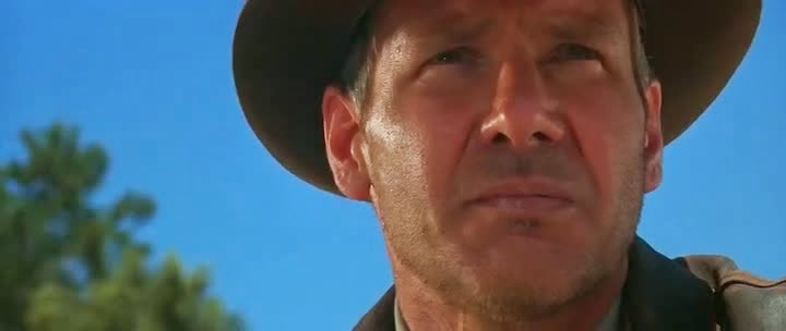 Screen Shot Of Hollywood Movie Indiana Jones and the Last Crusade (1989) In Hindi English Full Movie Free Download And Watch Online at Alldownloads4u.Com