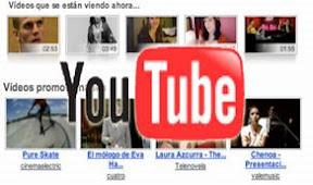 8 canales mas visitados en youtube en la actualidad