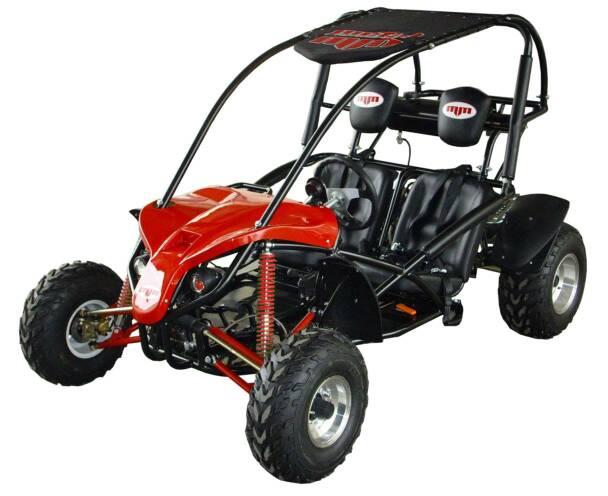150cc Metal Motorsports 150KT Baja MT150 Dune Buggy