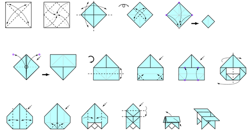 easy origami instructions pdf