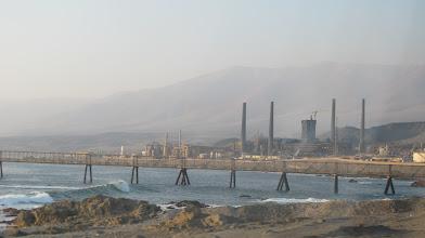 Photo: Muelle y refineria de la Southern