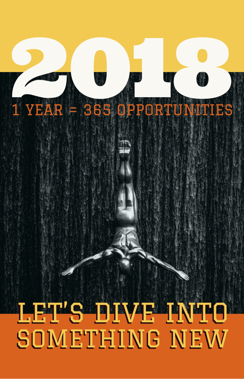 one year 365 opportunities