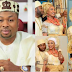 Tonto Dikeh is type of woman that you can beat, go to sleep and she will stab you before the next morning – Olakunle Churchill reveals