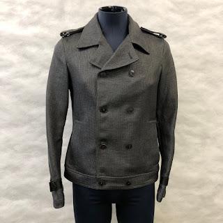 Simon Spurr Jacket