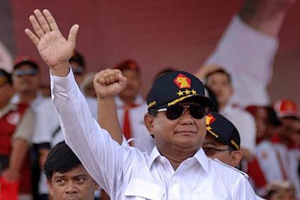 Survei Sebut Prabowo Capres Terkuat 2024, Gerindra: Bentuk Apresiasi Publik