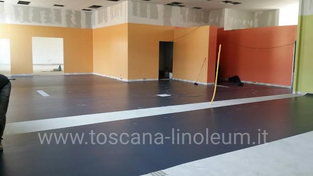 Pavimento e rivestimento in PVC   Prato   Toscana Linoleum Sas
