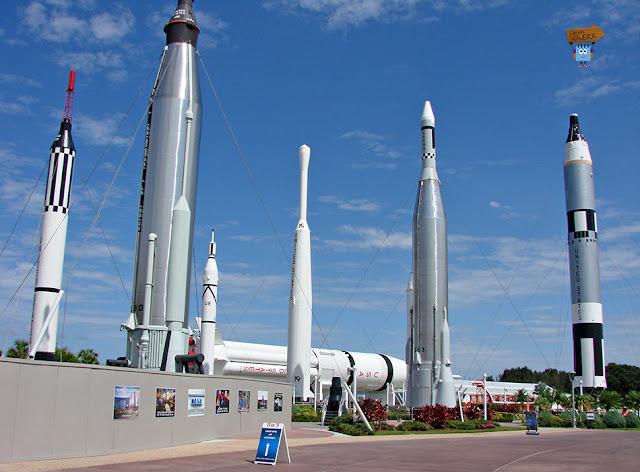 Centro Espacial Kennedy - Cabo Cañaveral
