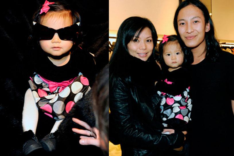 *Alexander Wang(王大仁)紐約時裝秀:小姪女時尚現身! 7