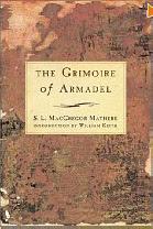 Cover of Solomonic Grimoires's Book Lemegeton IV Ars Almadel