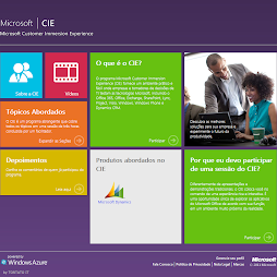 Projeto: Microsoft Customer Immersion Experience