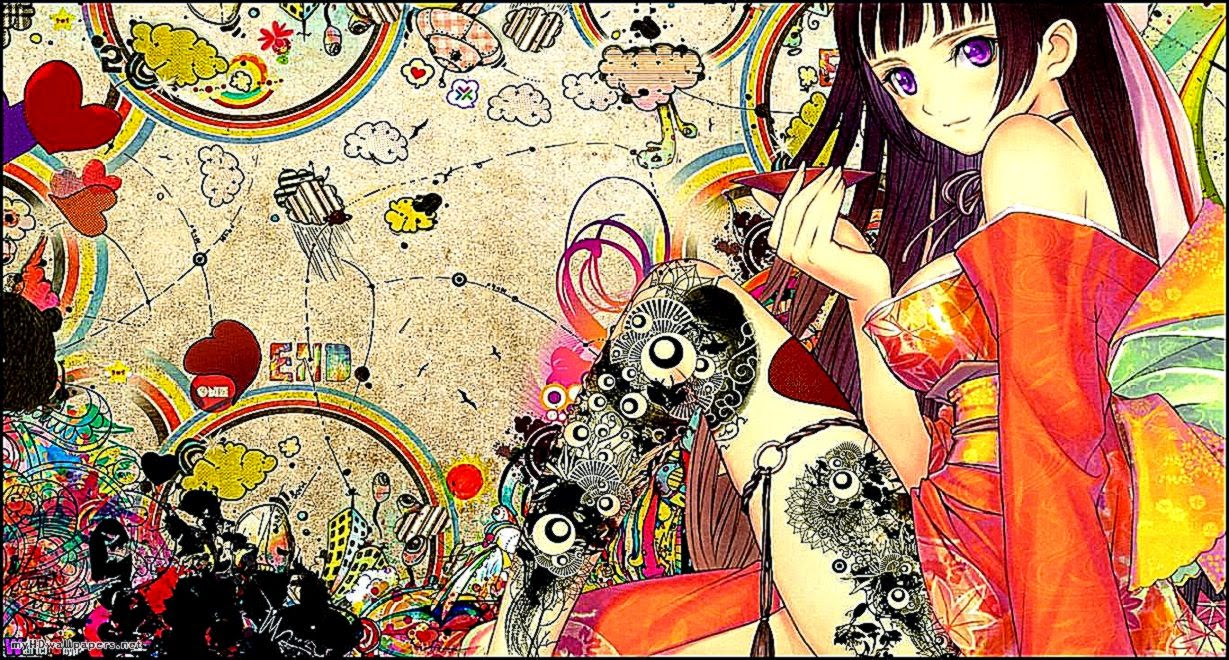 Anime Cover Photos Wallpaper
