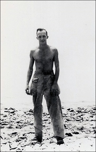 MILNE_Robert on the beach with no shirt