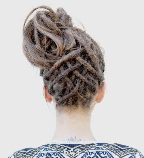 The Last Trendy Dreadlock Styles In Current Year For  woman 1