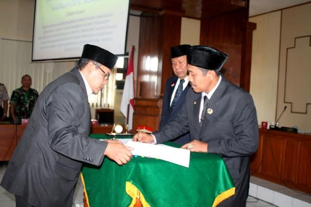 Masih Nunggu evaluasi dari Gubernur, Perda KTR Kab. Ngawi Mogok Tengah Jalan