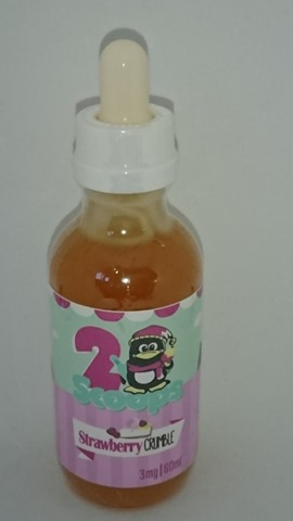 DSC 2371 thumb%25255B2%25255D - 【リキッド】「2 Scoops Strawberry Crumble」「MR.MACARON STRAWBERRY CREAM」「BIG BONE DAISY」リキッドレビュー【イチゴラッシュ】