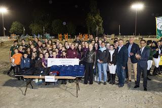 Equitation - Soirée des champions