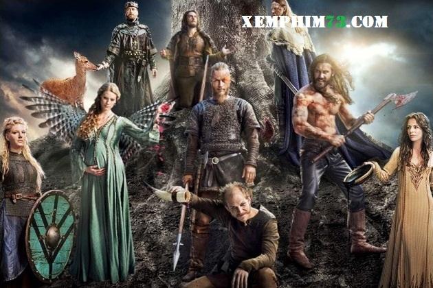 Huyền Thoại Viking Phần 4 - Vikings Season 4 - 2016