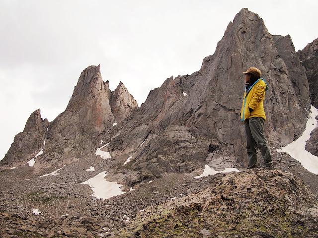 Into the Wind River and Pingora Peak