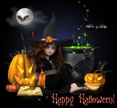 Helloween Wiccan Spells, Halloween